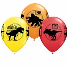 Jurassic World - 11 Inch Balloons 25pcs